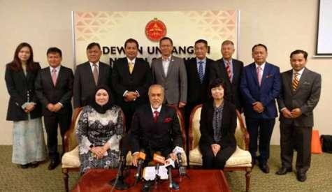 首长率砂咨询委员会代表  下月与首相共商大马协议